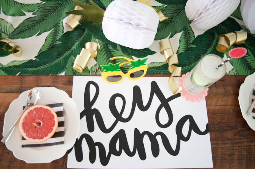 Moms Rule: Mother's Day Brunch | The Alison Show - Mother's Day Ideas