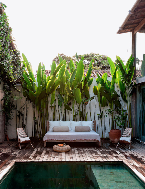 Brazil Summer House | Mechant Studio | 6 Gorgeous Outdoor Spaces
