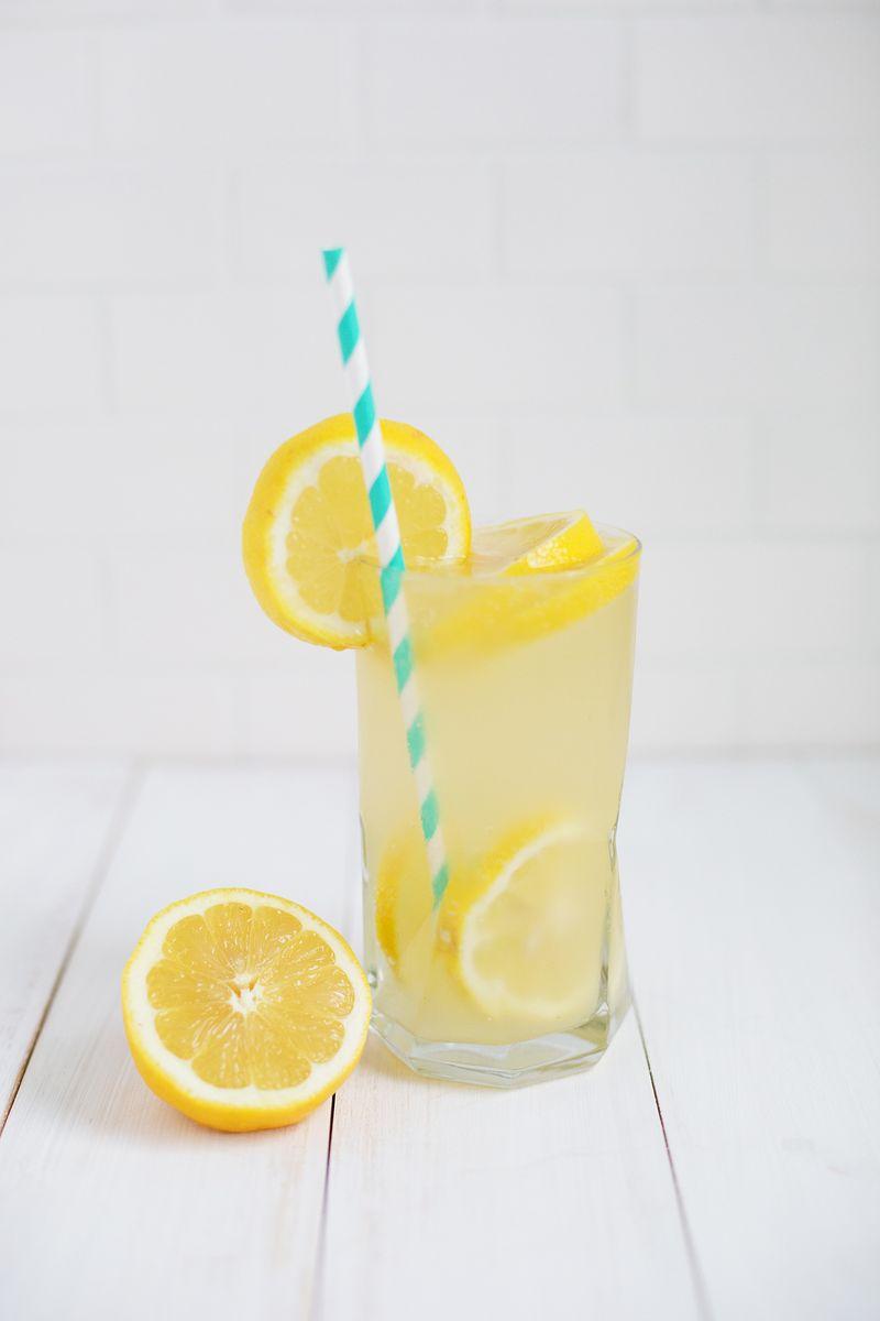 Let's Make Mocktails: Ginger Beer Lemonade | A Beautiful Mess | 6 Flavored Lemonade Recipes