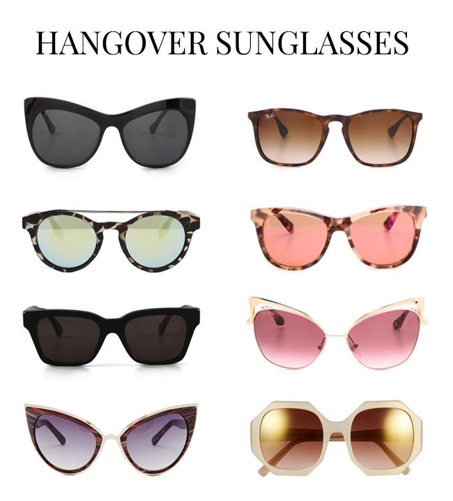 Hangover Sunglasses
