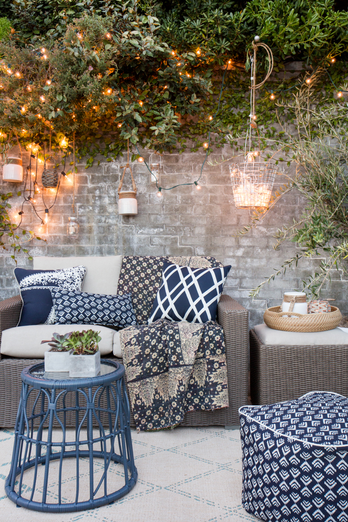 Take it Outside - Target Patio Makeover | Emily Henderson | 6 Gorgeous Outdoor Spaces