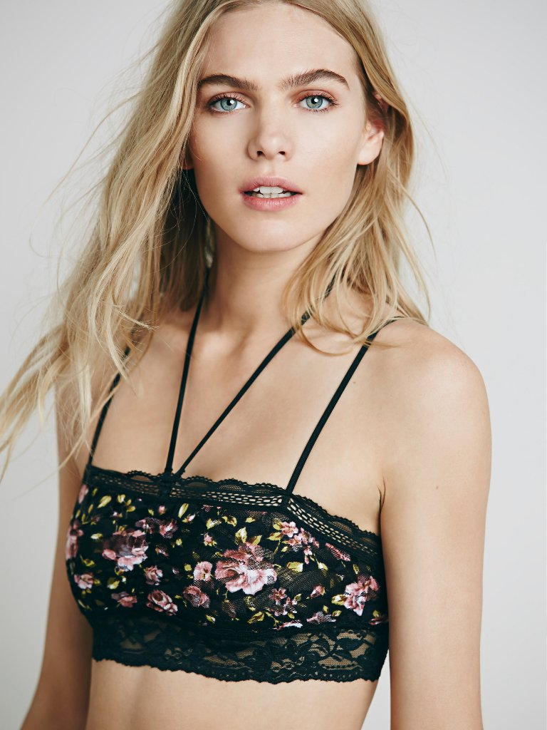 Fancy Friday - Free People Bralettes
