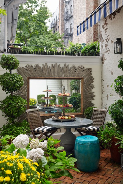 Small NYC Manhattan Gardens City Gardens Lucas Allen | House and Garden UK | Stunning Small Outdoor Spaces
