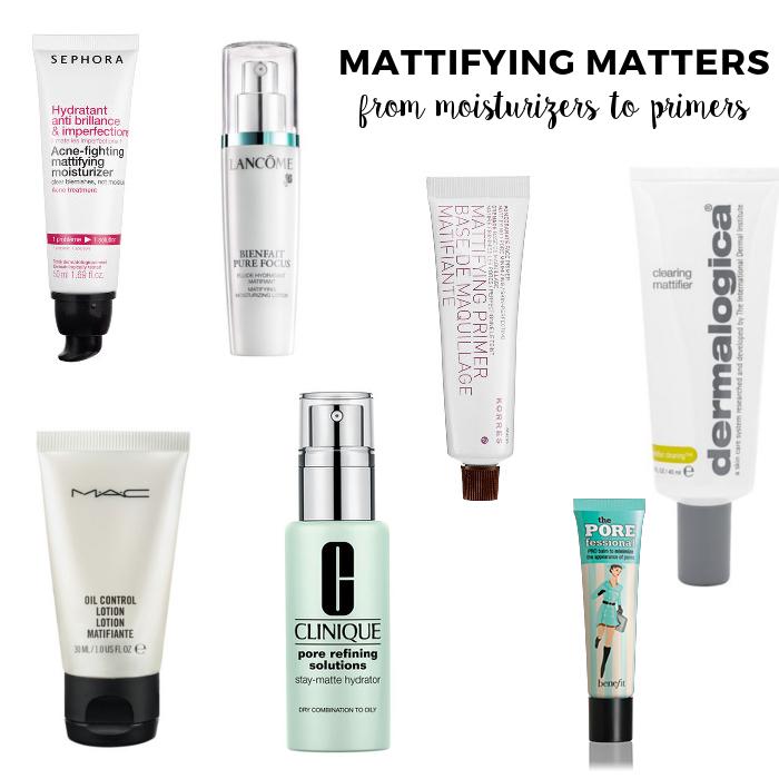 Summer Skin Tips: Mattifying Matters | Beauty Basics