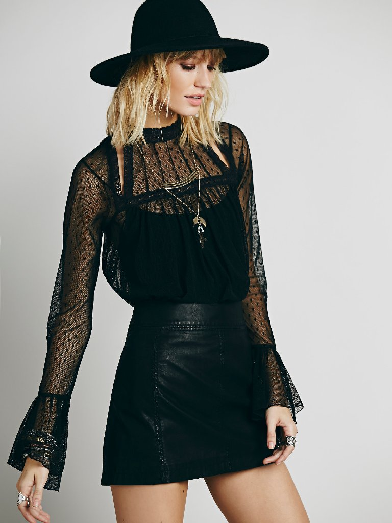 Free People Last Kiss Blouse | Free People Fall Collection 2015