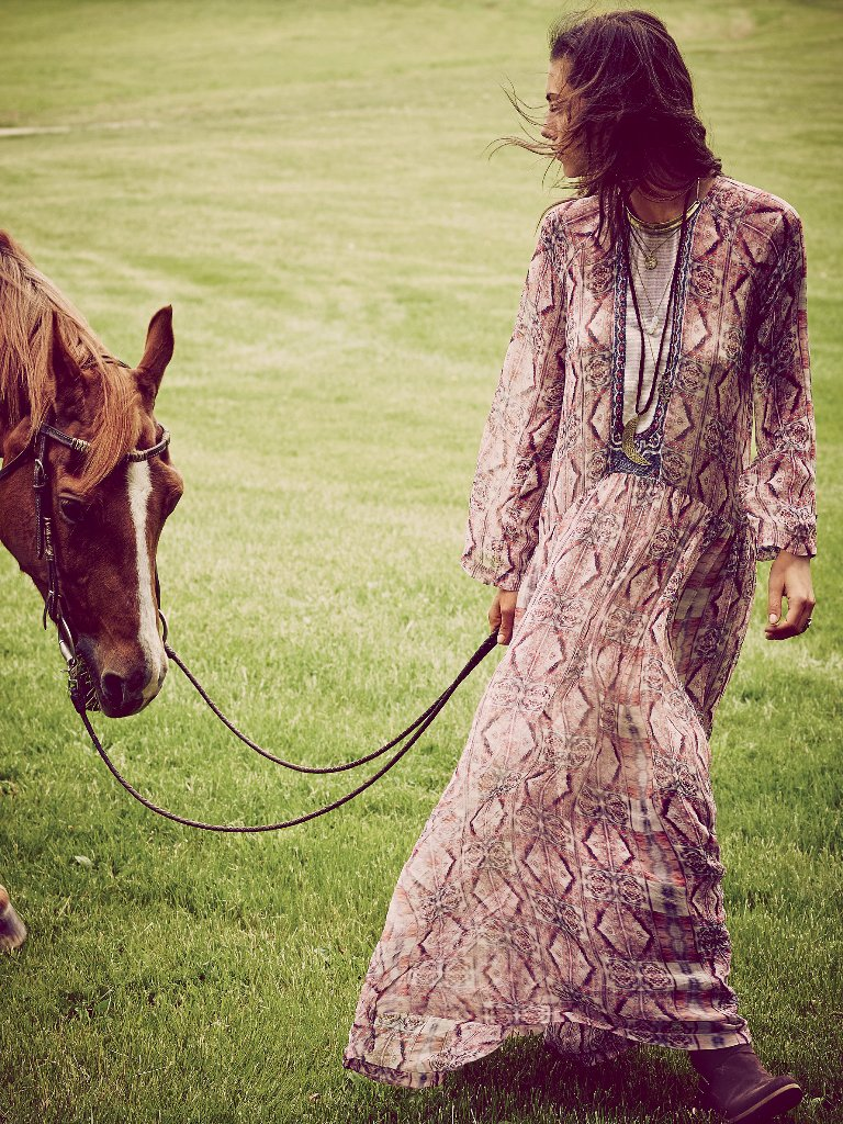 Free People New Romantics Celtic Wanderer | Free People Fall Collection 2015