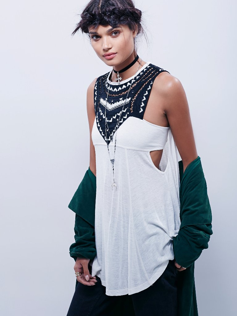 Free People Warrior Babe Tunic | Free People Fall Collection 2015