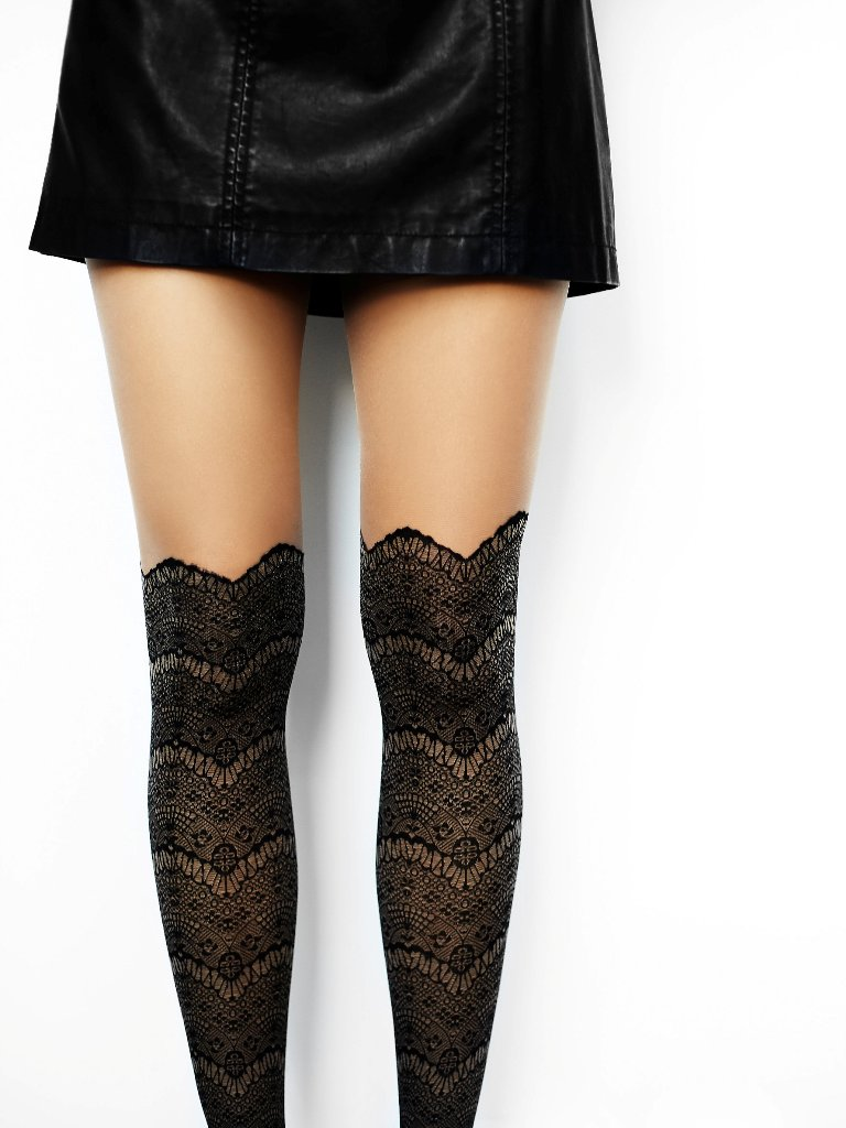 Free People Westend Lace Cuff Tight | Free People Fall Collection 2015
