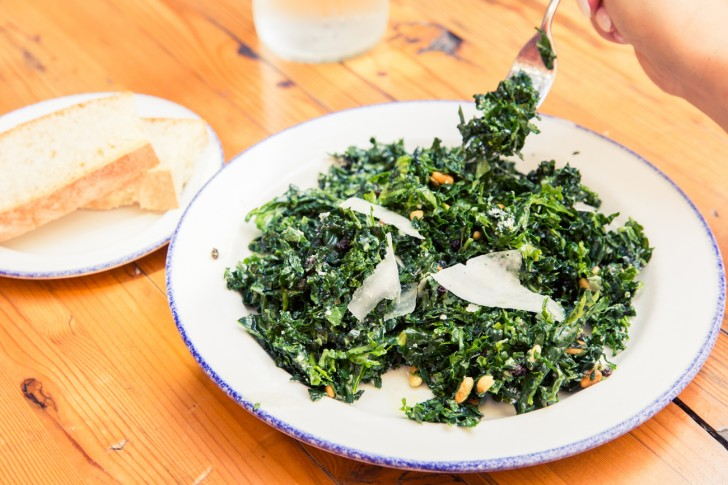 The Best Kale Salad Ever | The Coveteur | Summer Salads