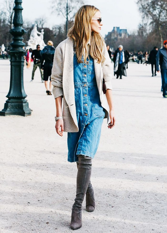 Where to Find the Best Street Style on Pinterest | Who What Wear | Pre-Fall Style