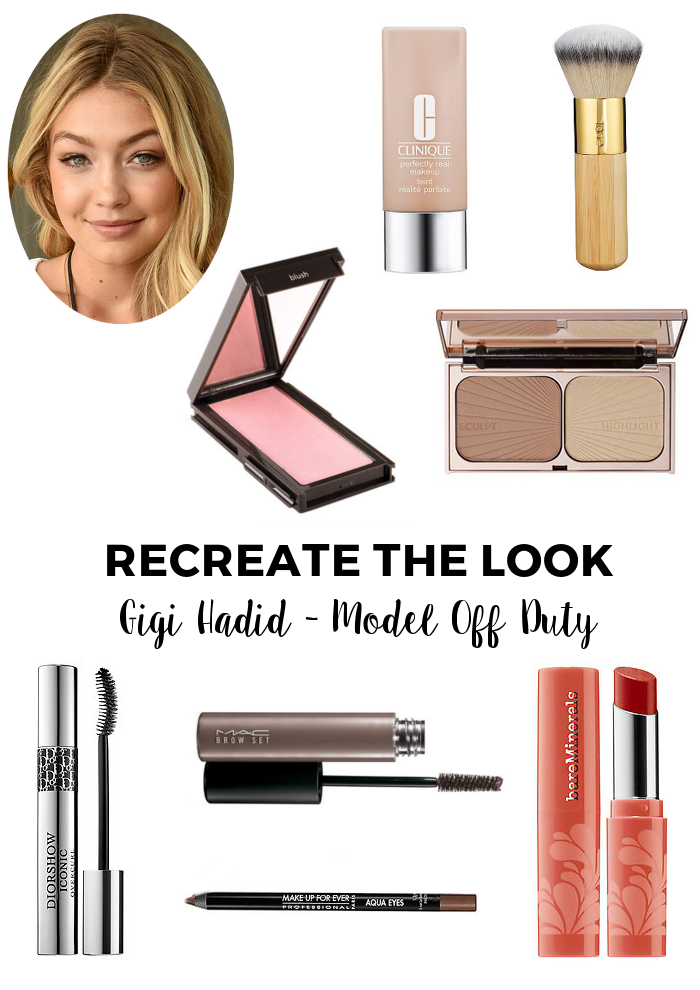 Recreate the Look Gigi Hadid | Beauty Basics