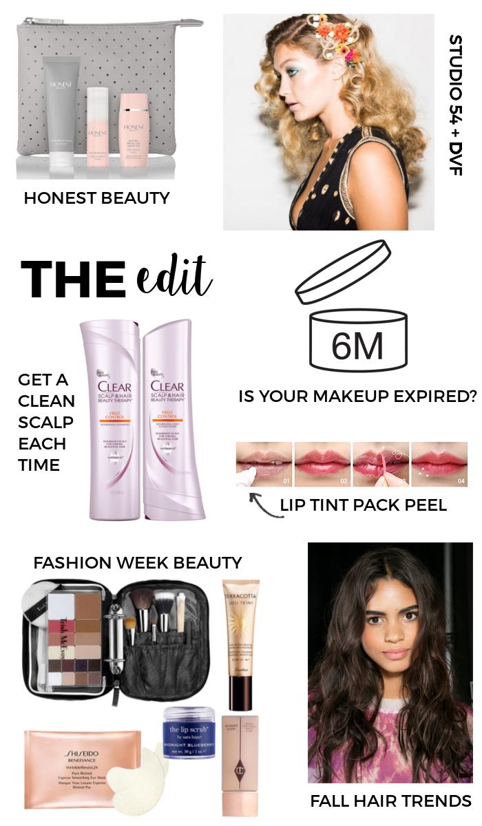 The Edit | Beauty Basics - September Beauty Edit