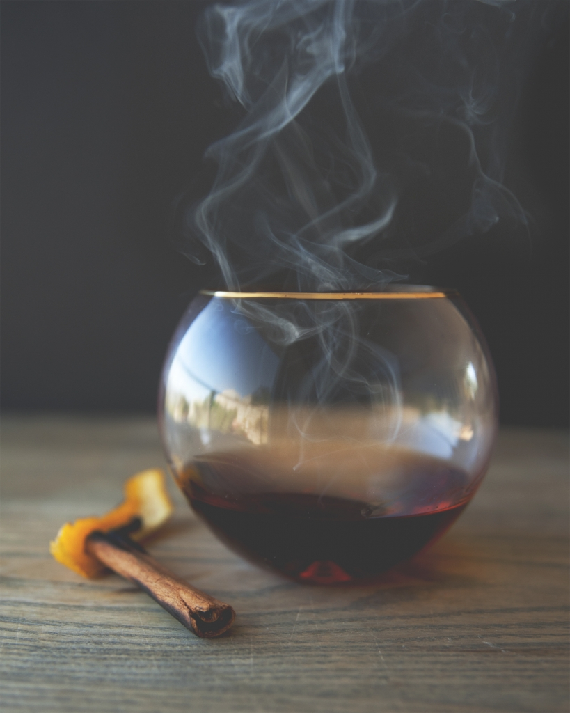 Smoked Hudson | The Kitchy Kitchen | 8 Autumnal Whiskey Cocktails