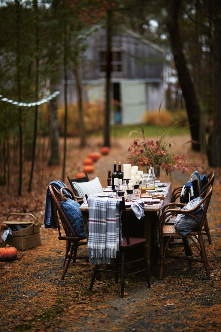 Autumn Tablescape Inspiration | Fall Inspiration