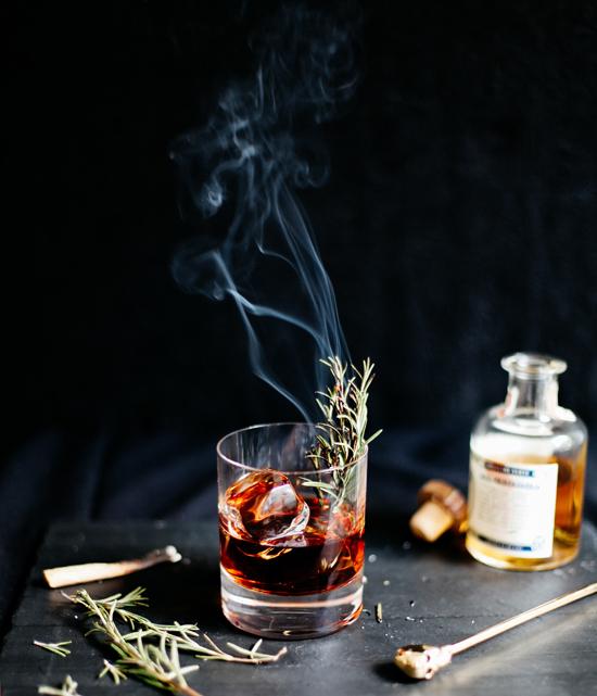 Sleepy Hollow Cocktail | The Jewels of New York | 8 Eerie Halloween Cocktails