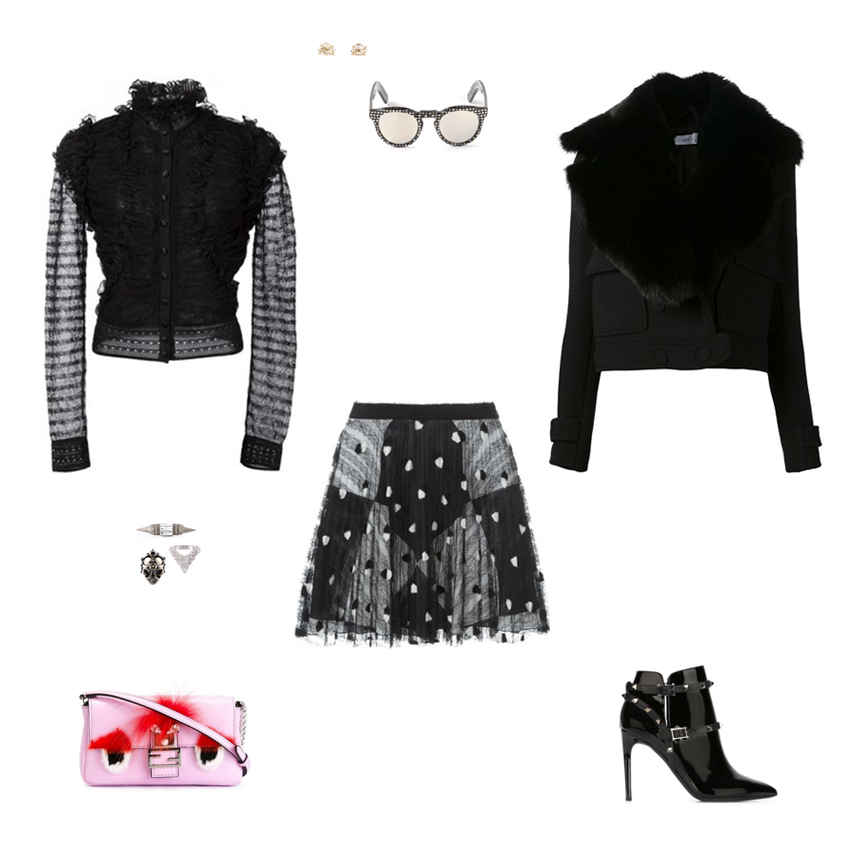 Style the Fendi Monster with Farfetch | Style and Cheek