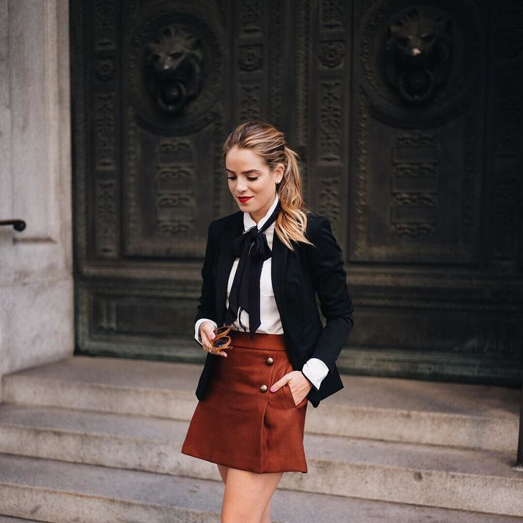 Tailored for Fall | Gal Meets Glam | Fall Inspiration