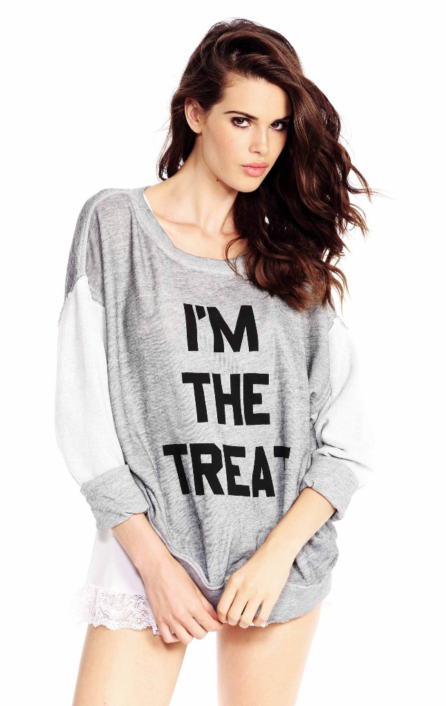 Wildfox Real Treat Weekend Lounger | Spooky Style