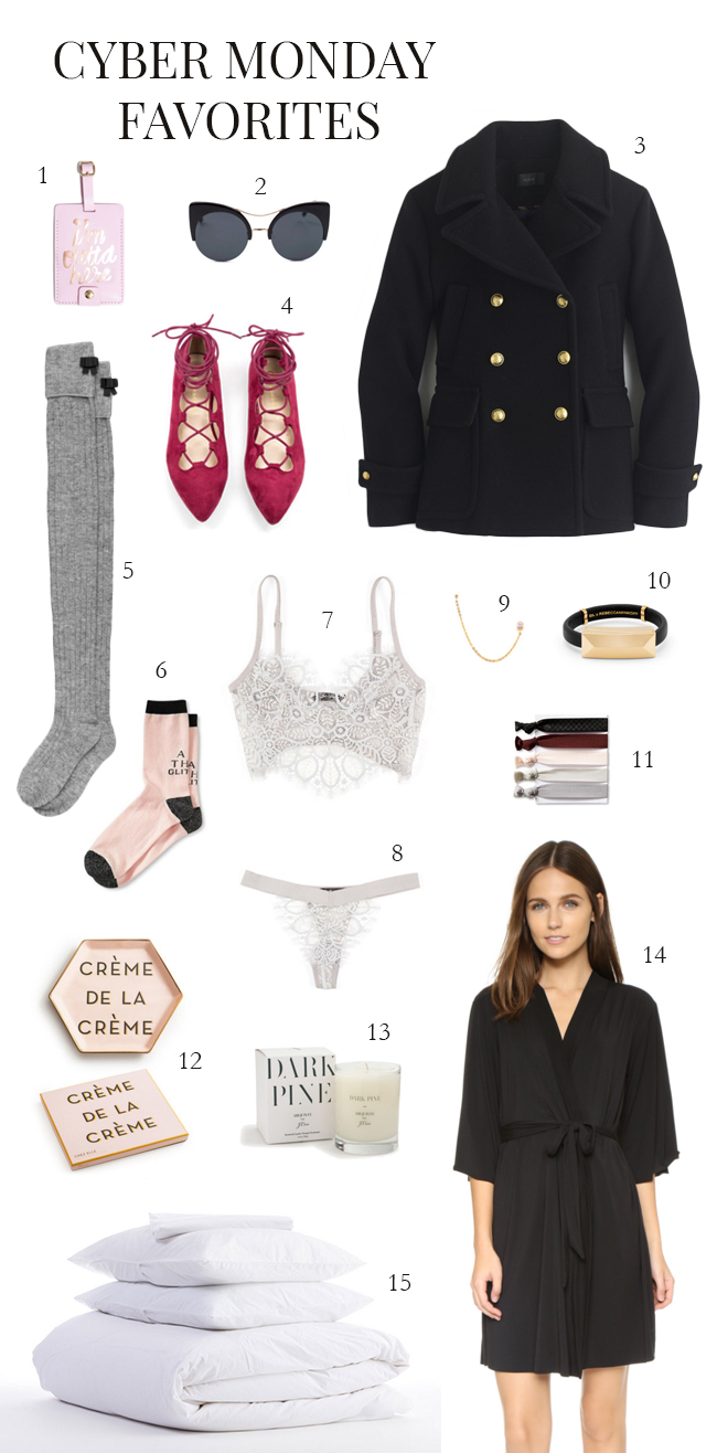 Cyber Monday Deals and Favorites with Style and Cheek | Cyber Monday Deals 2015