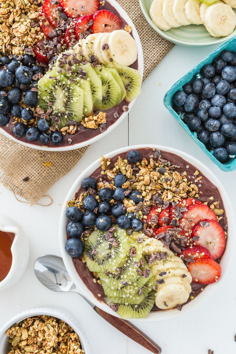 My Favorite Acai Bowl + Tips & Tricks for a Stellar Smoothie Bowl   Keepin it Kind   Hangover Cures