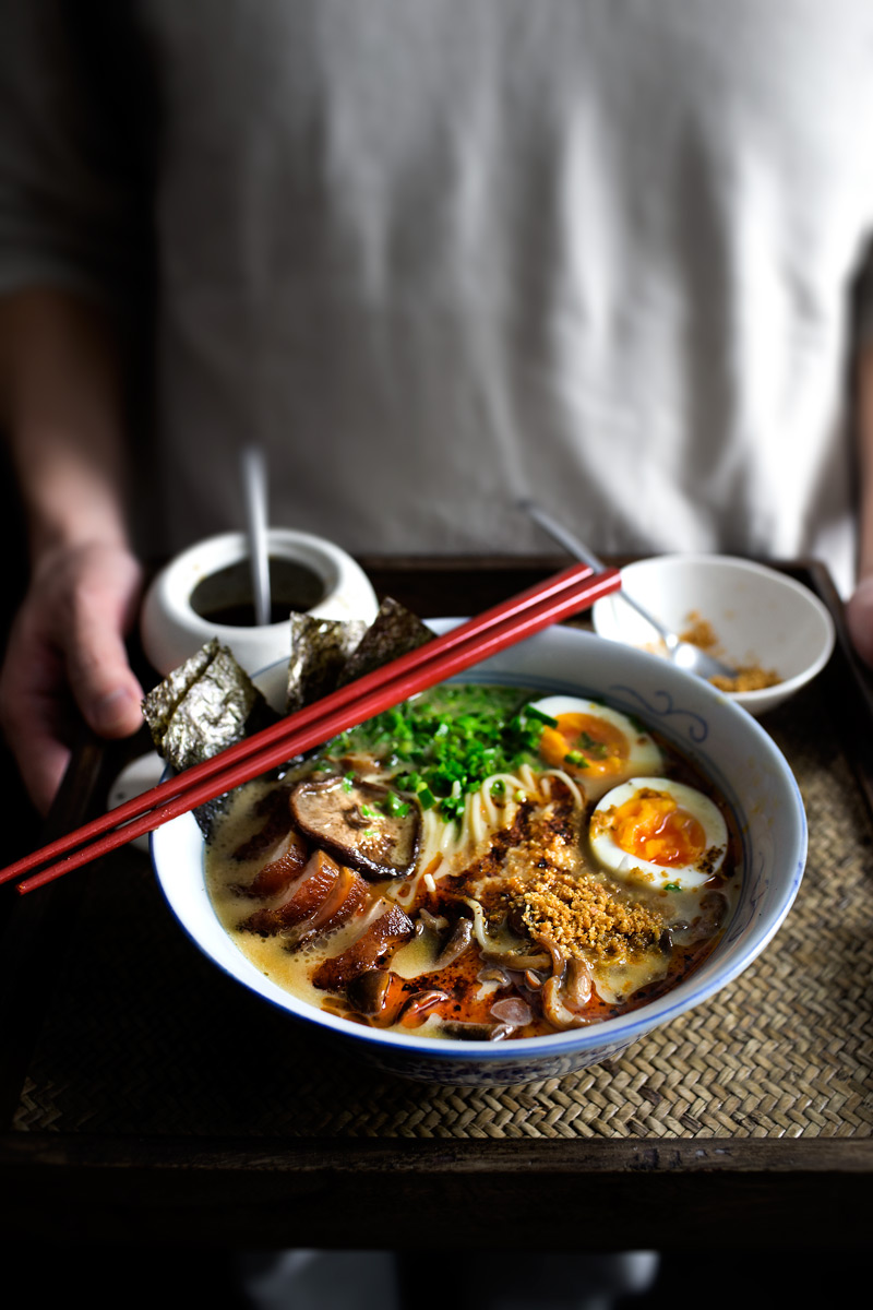 The Vampire Slayer Ramen-Express   Lady and Pups   Hangover Cures