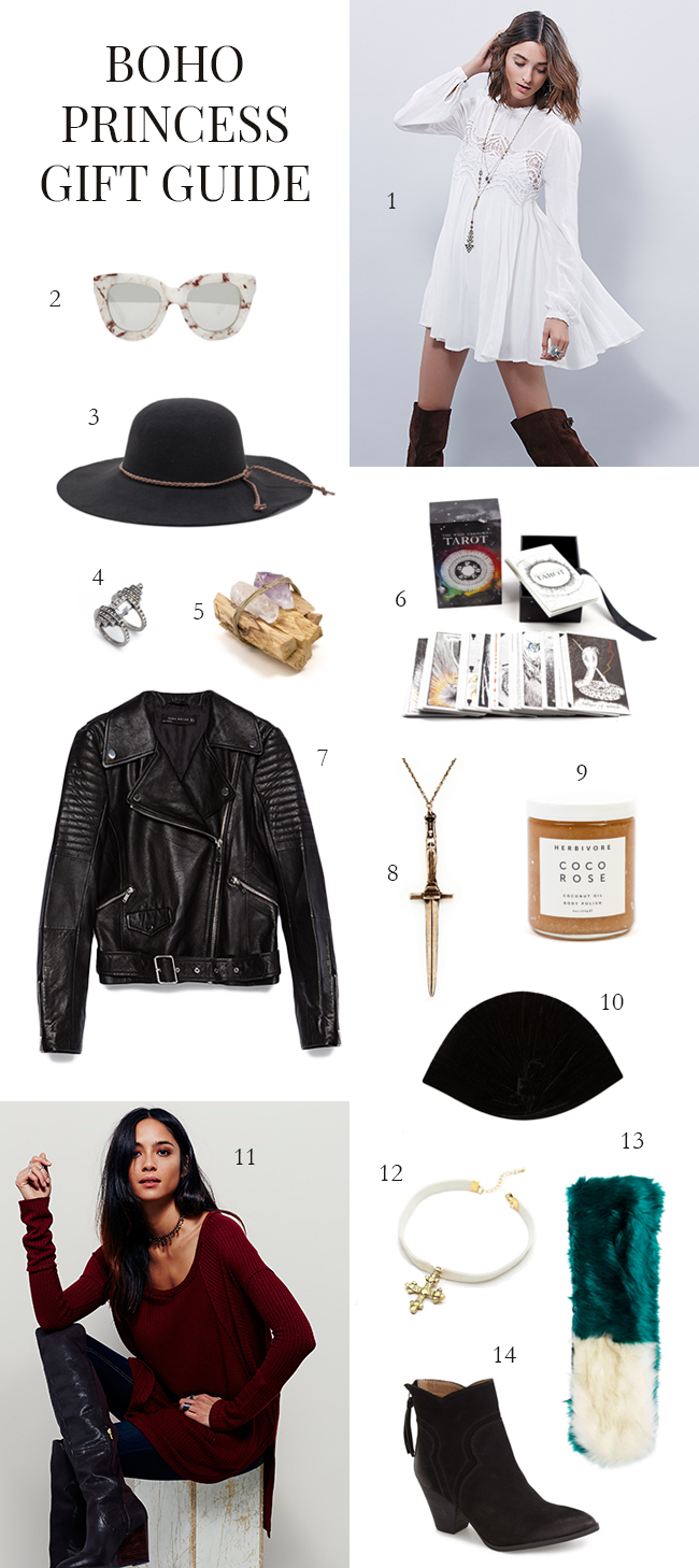 Boho Princess Gift Guide
