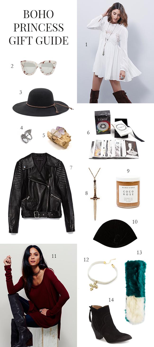 Boho Princess Gift Guide