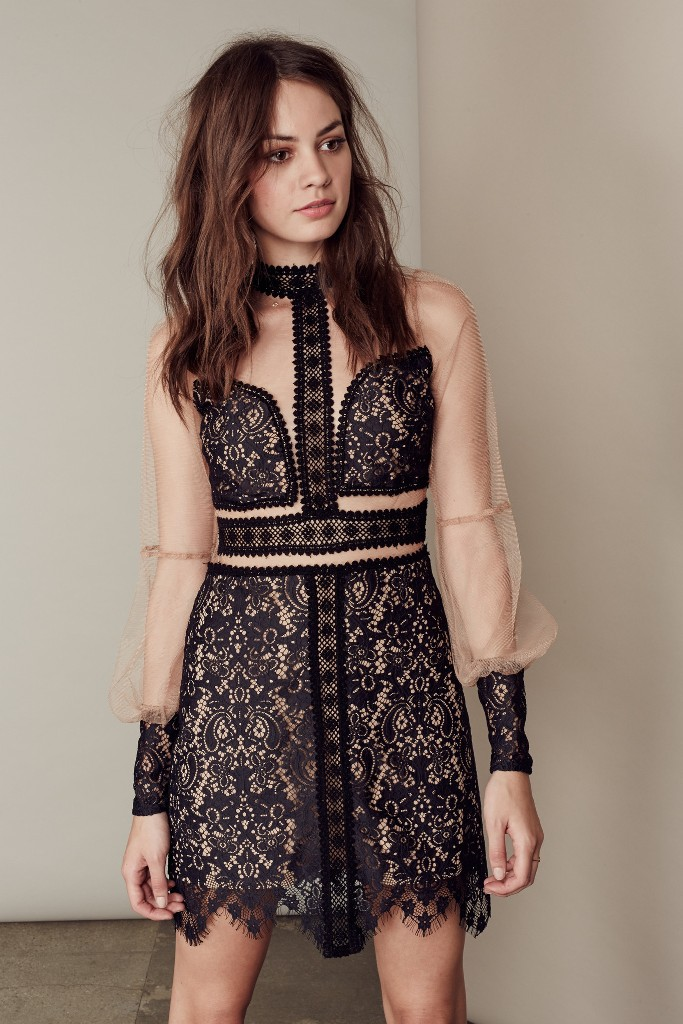 For Love and Lemons Vivian Mini Dress | Sexy New Year's Eve Dresses