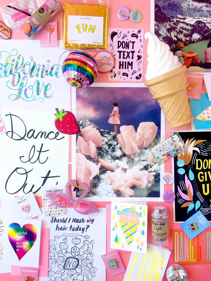 ban.do #GIRLSPOPUPSHOP - Every Day is a Party with Ban.do