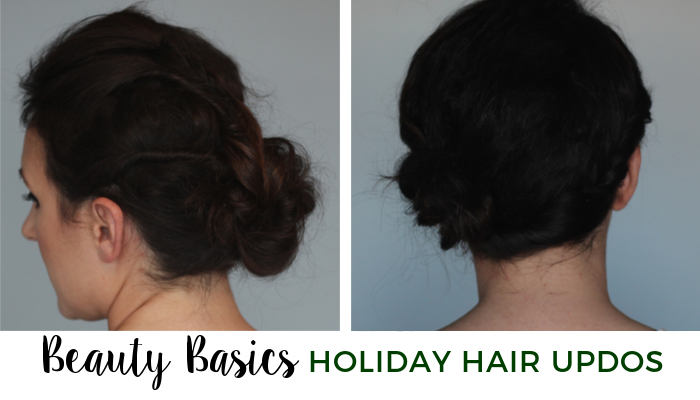 Holiday Hair Updos | Beauty Basics