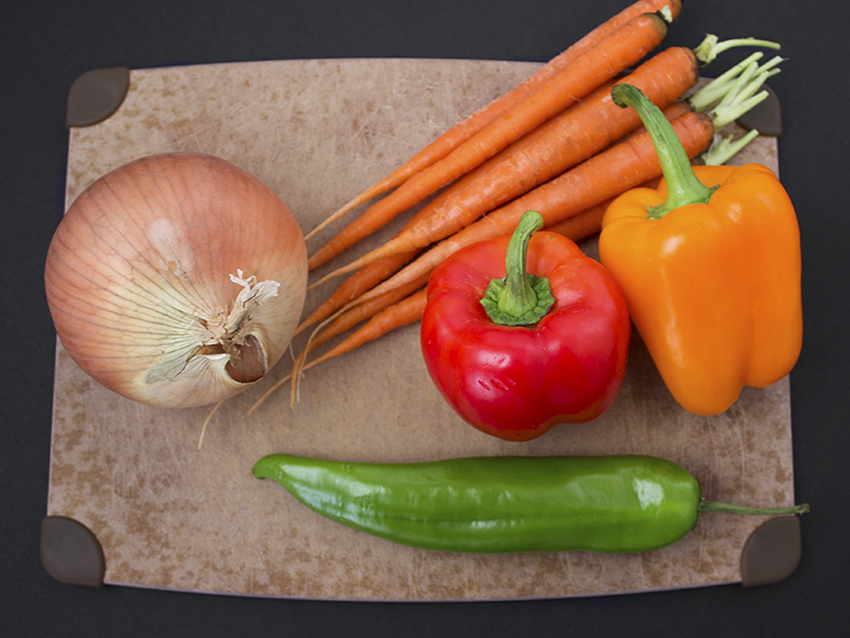 Ingredients for Turkey Lentil Chili