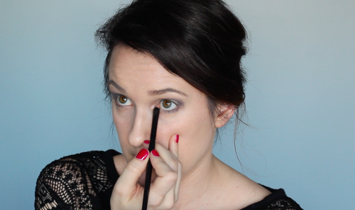 Sultry Makeup Look - Step 3b   Beauty Basics