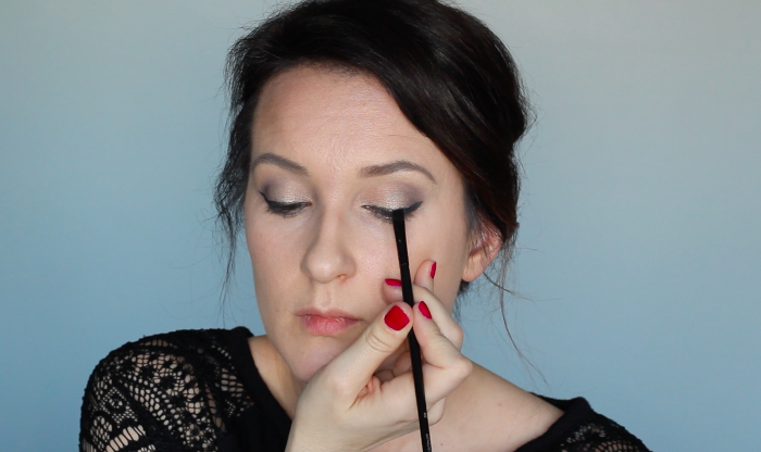 Sultry Makeup Look - Step 5b   Beauty Basics