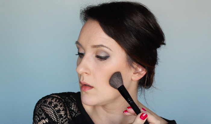 Sultry Makeup Look - Step 6a   Beauty Basics
