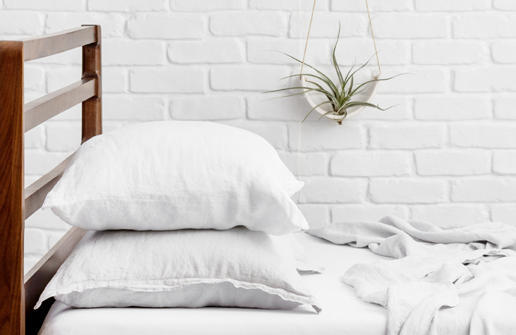 Parachute Bedding Review - All About Linen: From Flax Plants to the Fabric of Royalty | Parachute Blog
