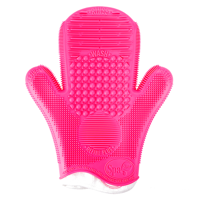 7 Weird Beauty Products That Work - Beauty Basics | Sigma Beauty Brush Cleaning Glove