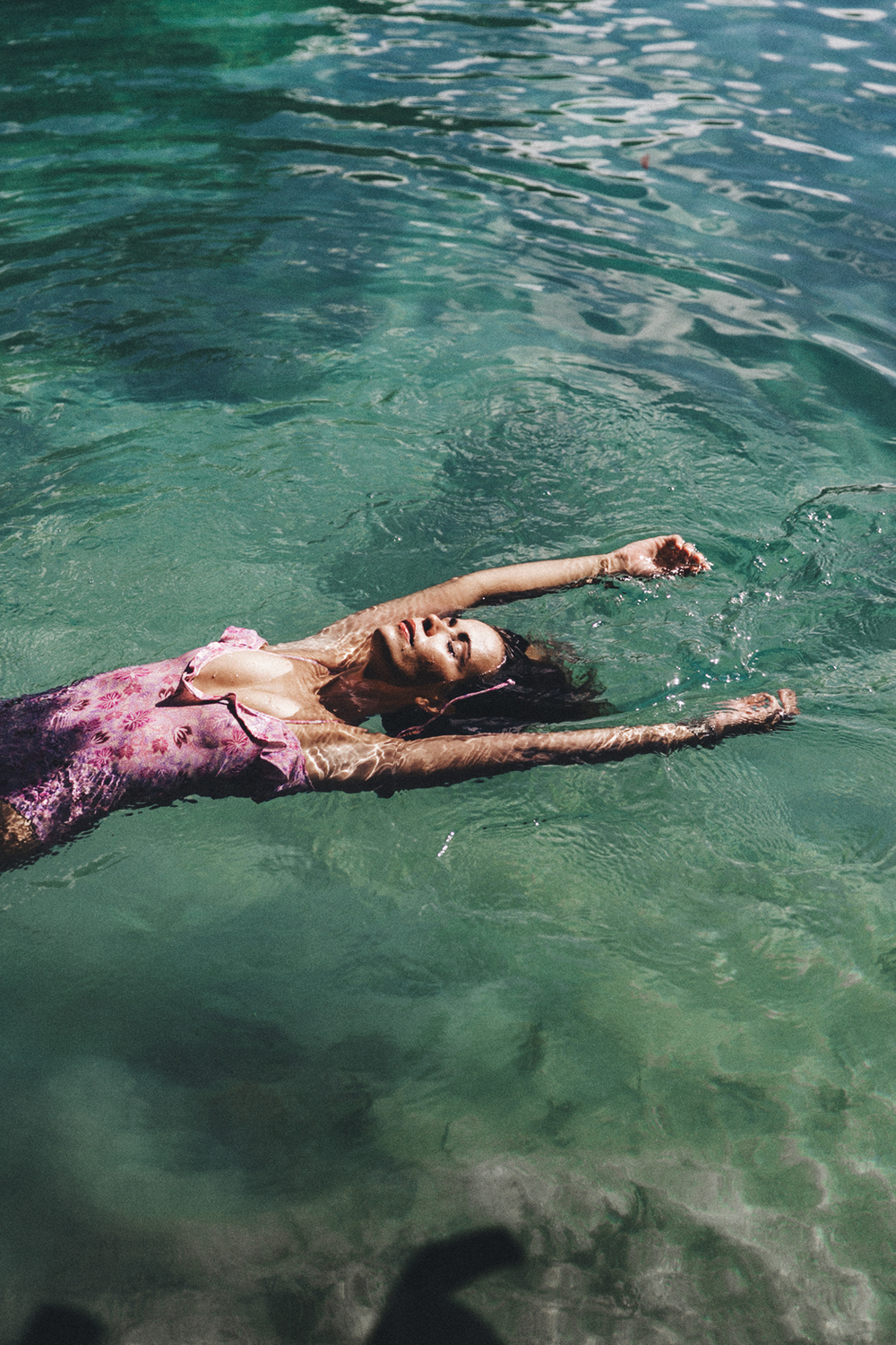 For Love and Lemons Swim Debut Collection 2016 - Days Off With: Sara Escudero - For Love and Lemons