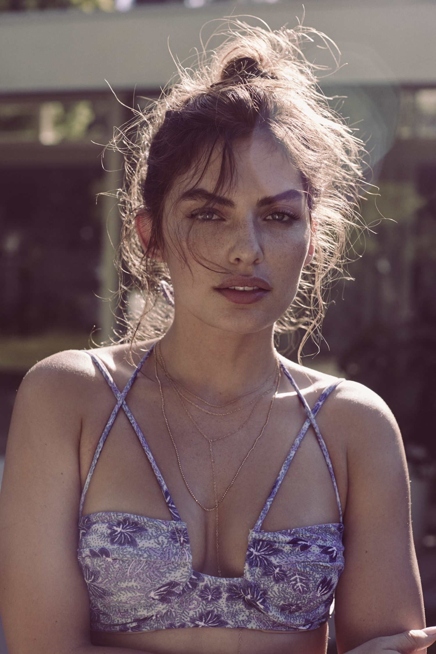 For Love and Lemons Swim Debut Collection 2016 - Cannes Underwire Bikini Top