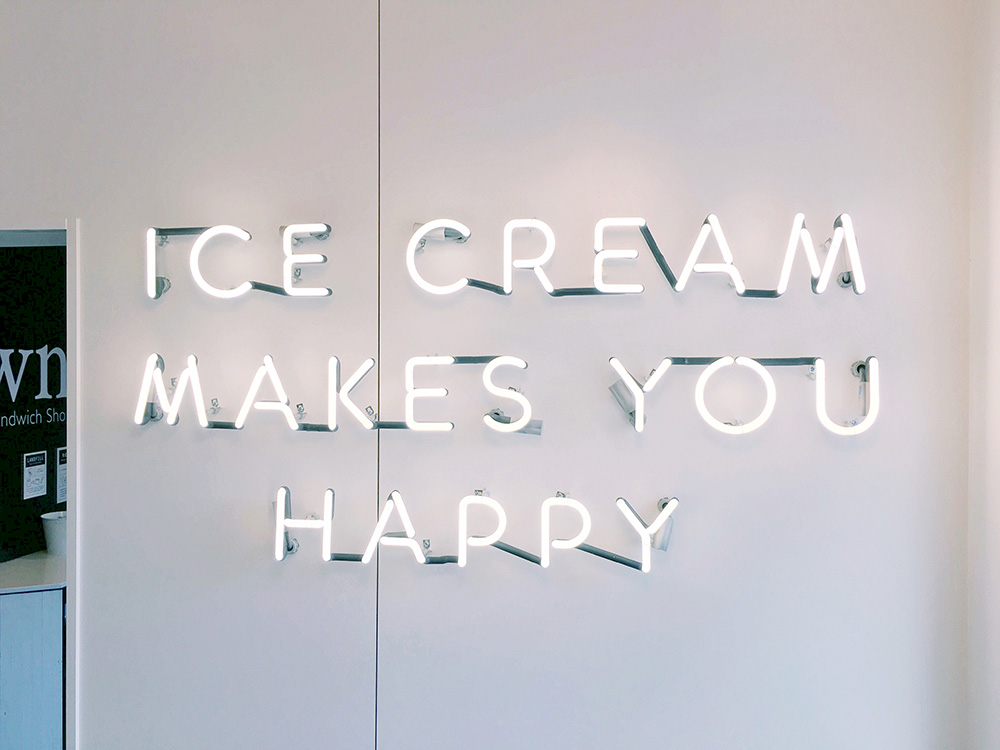 Molly Moon's Ice Cream in Redmond - Ice Cream Makes you Happy at Molly Moon's in Redmond