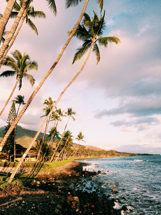 Top Five US Spring Travel Destinations - Maui Favorites | SF Girl By Bay