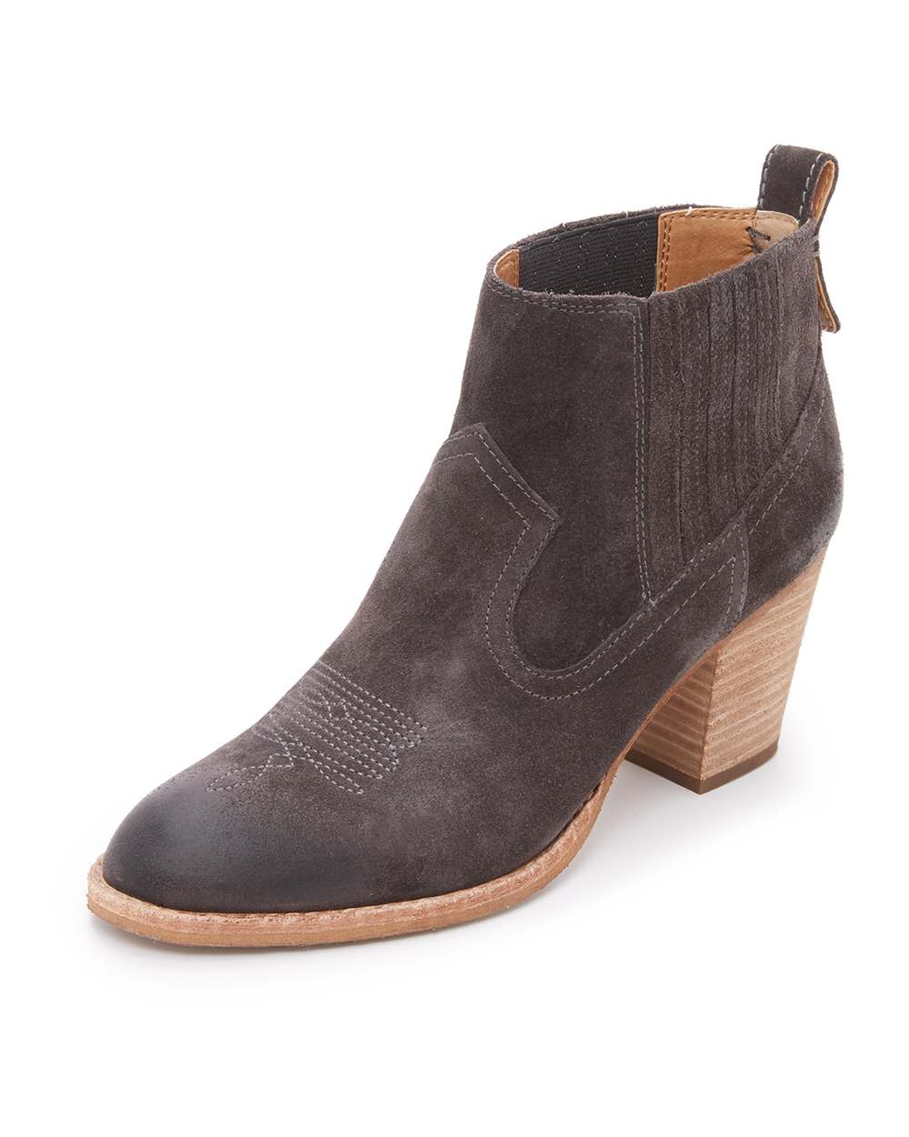 Western Inspired Boots - Dolce Vita Jones Booties
