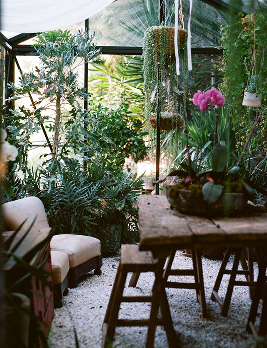Greenhouse Inspiration - Greenhouse Love | SF Girl By Bay