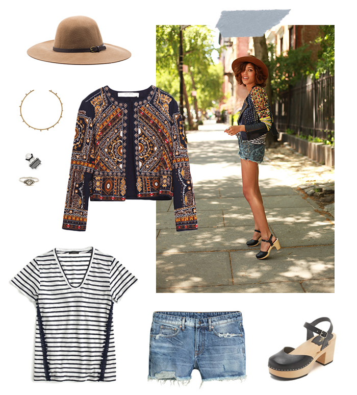 Styling Clogs | How She'd Wear It with Style and Cheek