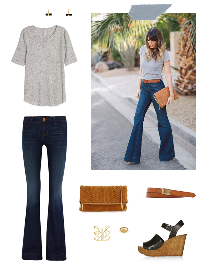 Styling Wedges   How She'd Wear It with Style and Cheek