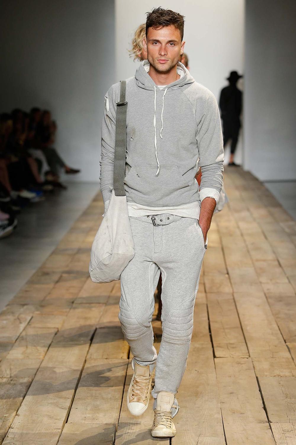 Spring Menswear Style Inspiration - Spring 2016 Menswear Greg Lauren Look 26 | Vogue