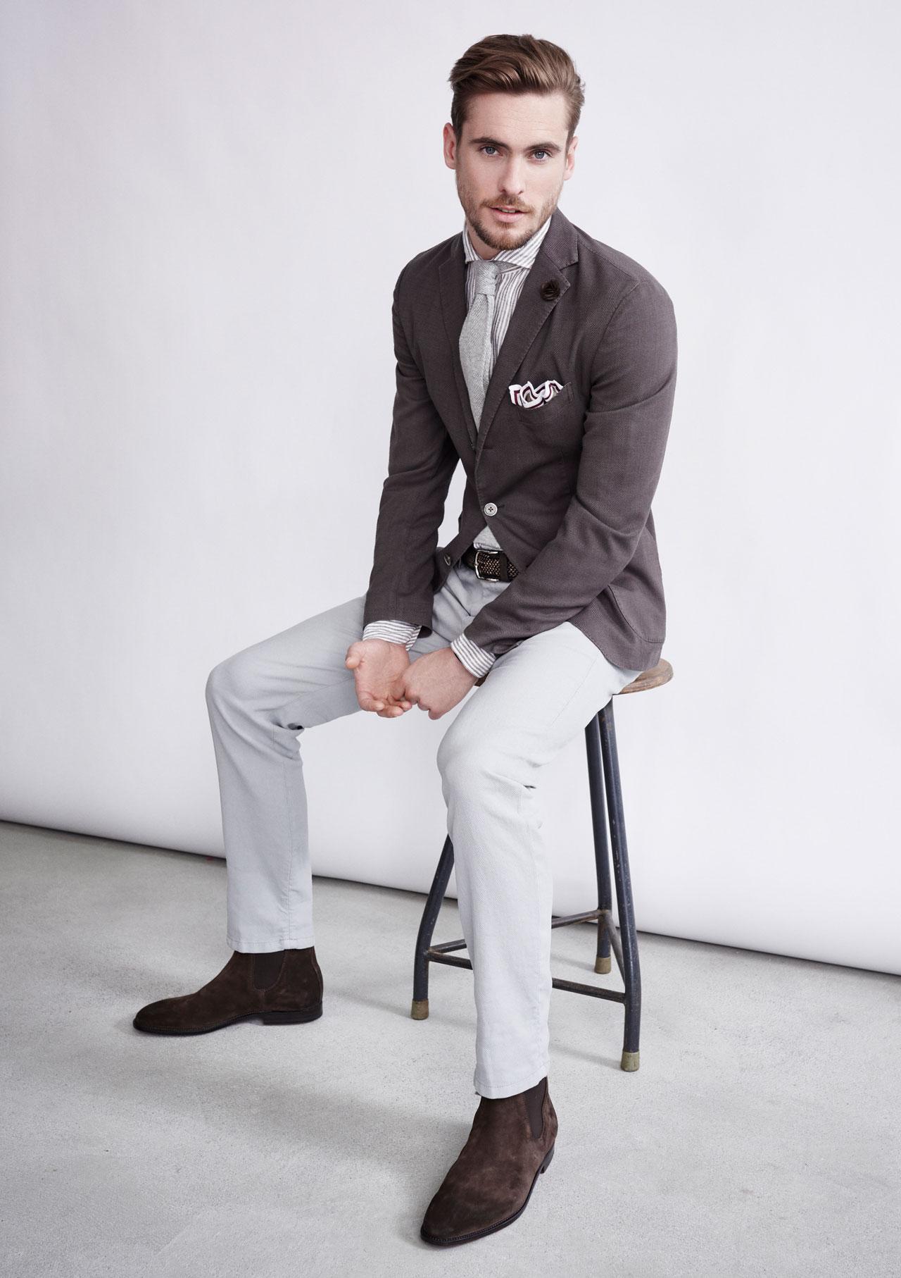 Spring Menswear Style Inspiration - Windsor Spring/Summer 2016 Men Look 18
