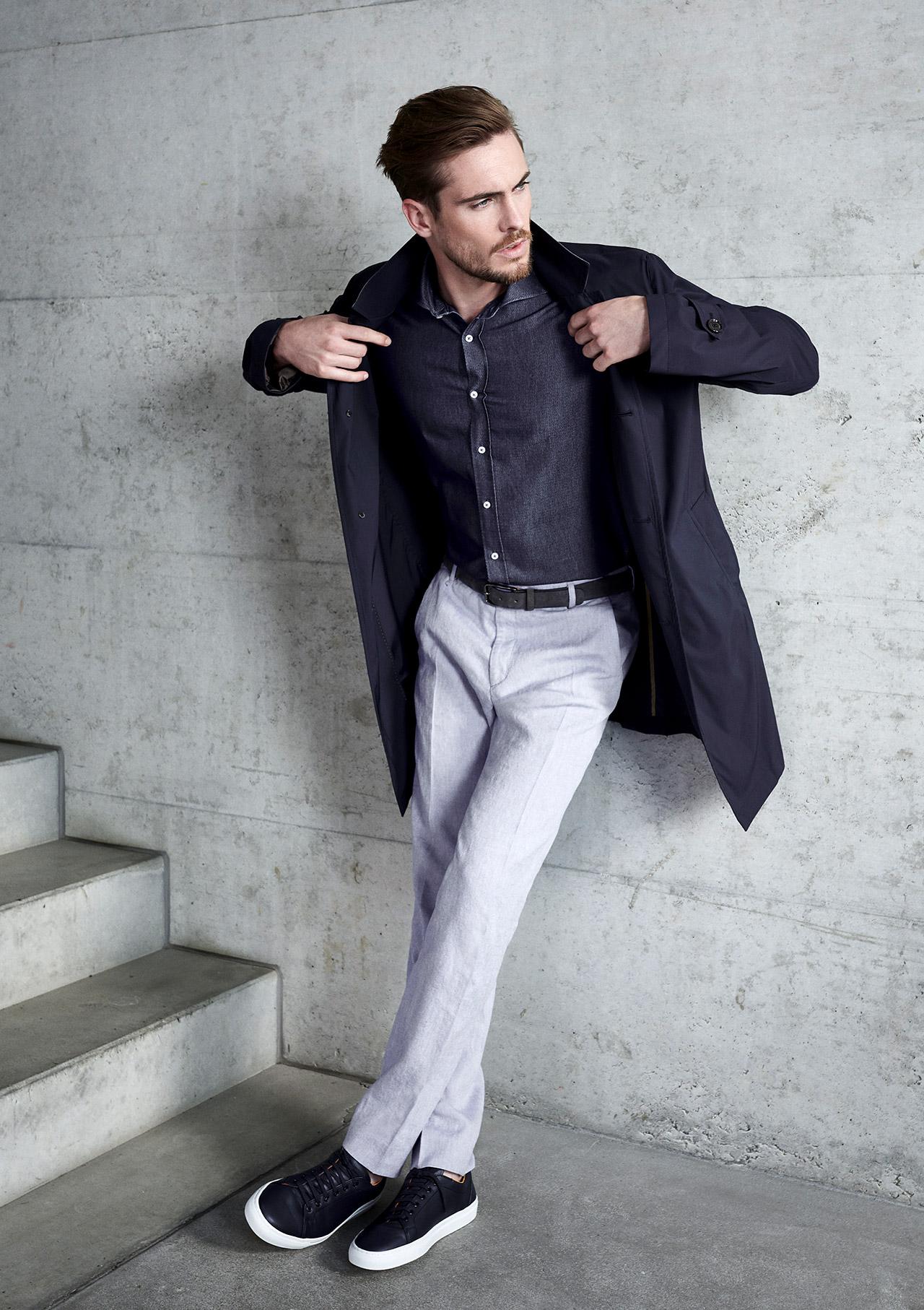 Spring Menswear Style Inspiration - Windsor Spring/Summer Men Look 7