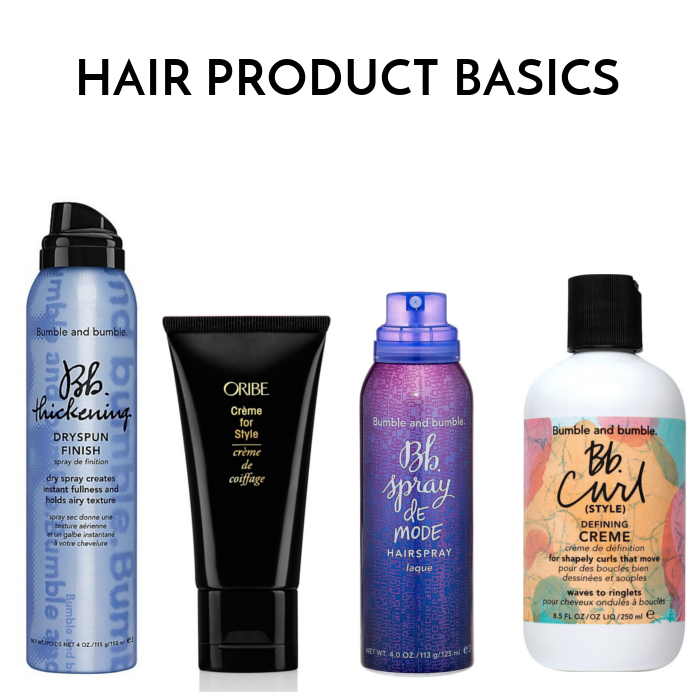 Hair Product Basics | Beauty Basics