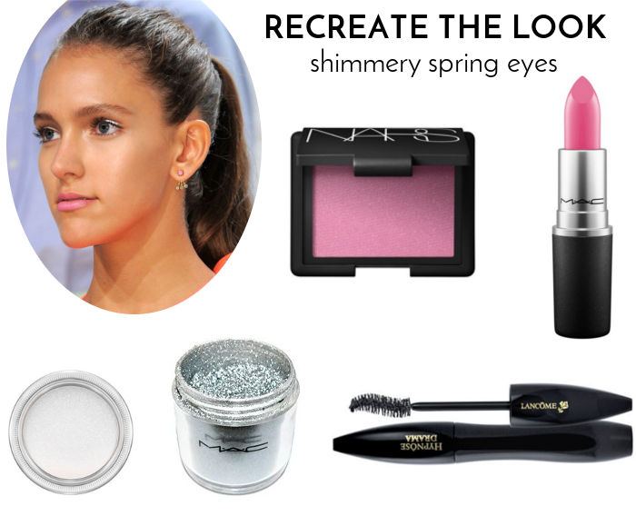 Recreate the Look Shimmery Spring Eyes | Beauty Basics