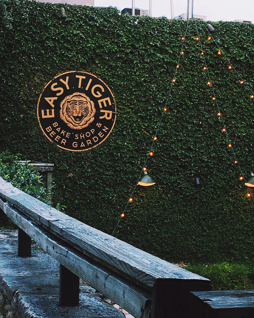 Easy Tiger Austin Trip May 2016 - Five Restaurants to Try in Austin
